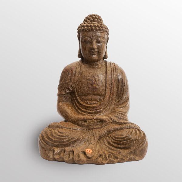 木雕釋迦牟尼佛 S202000015