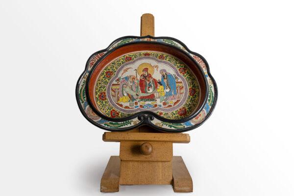 古畫碗盤 C202000002