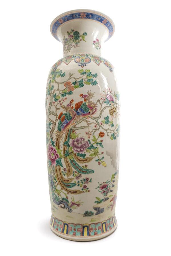 鳳凰花瓶 C202000001