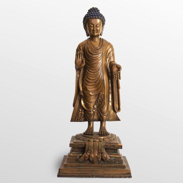 銅釋迦牟尼佛 S202000009